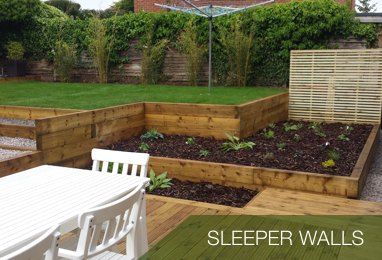 Sleeper Walls & Bedding