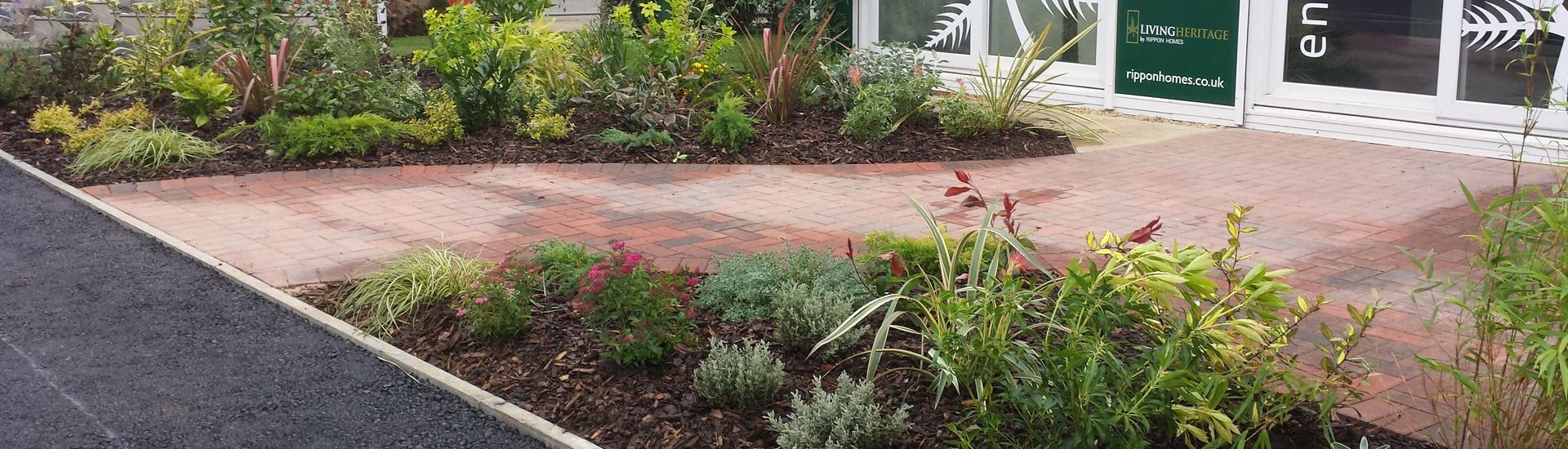 Commercial Landscaping Nottingham