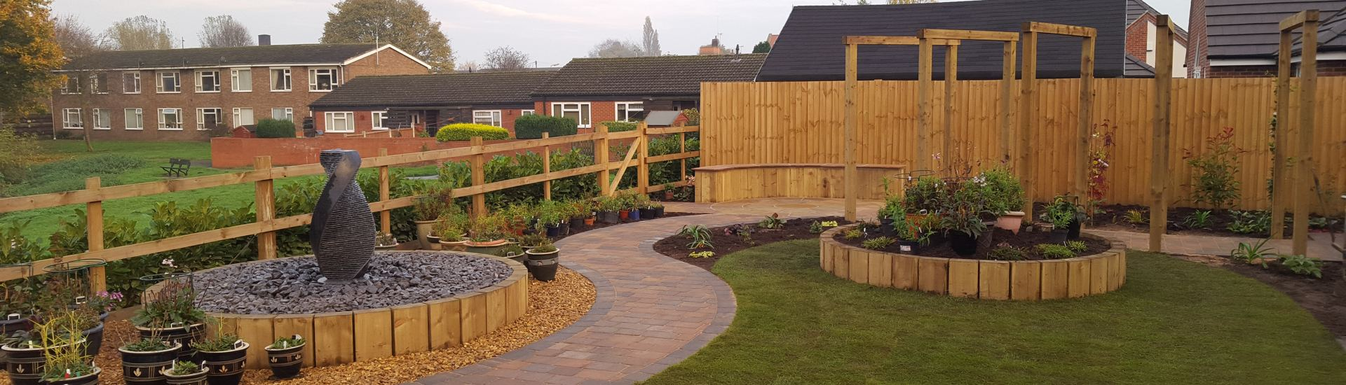 Landscaping Nottingham