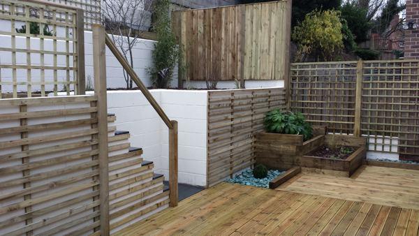 Garden Decking Nottingham
