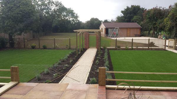 Landscape Gardening Nottingham